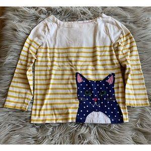 Mini Boden Long Sleeve Shirt